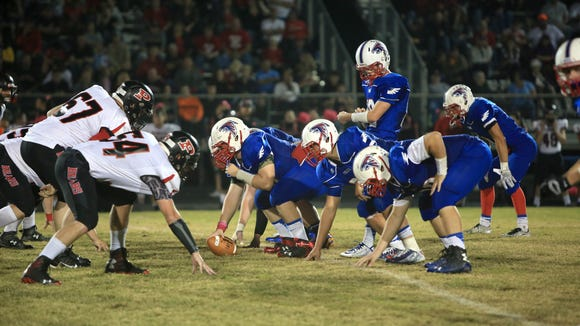Last year's West Henderson football team went 8-5 and reached the second round of the NCHSAA playoffs.