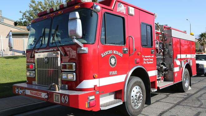 Rancho Mirage Fire, stockable