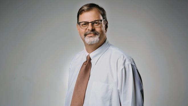 Reporter Joe Gerth