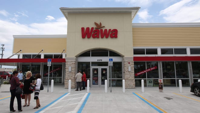 Wawa opened three locations in Lee County on the same day a year ago.