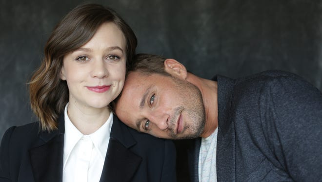 The two clicked from the start, says Carey Mulligan of her 'Far From the Madding Crowd' co-star Matthias Schoenaerts.