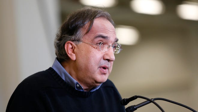 Fiat Chrysler Automobiles CEO Sergio Marchionne is on the hunt for partner