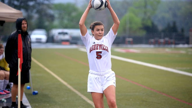 Asheville High travels to Roberson on Monday for a key Mountain Athletic Conference soccer game.