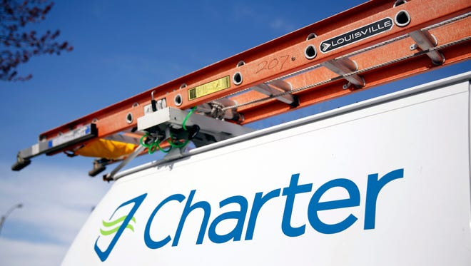 Charter Communications is close to buying Time Warner Cable for about $55 billion.