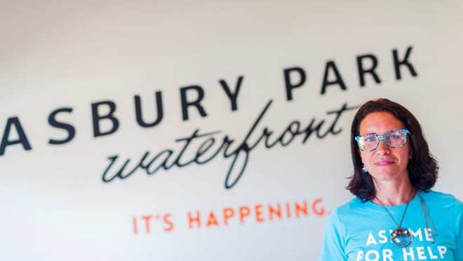 Allison McGrath was named the new executive director of the Asbury Park Summer Experience.