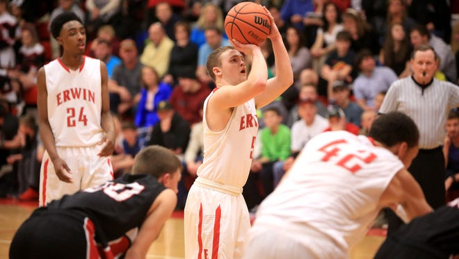 Colby Maltry has transferred from Erwin to North Buncombe.