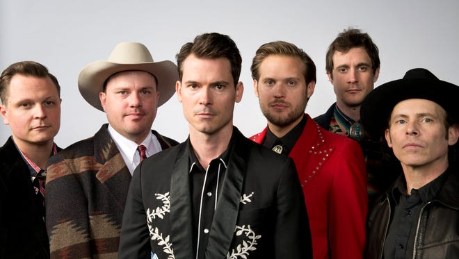 Old Crow Medicine Show will play Friday at Ascend Amphitheater.