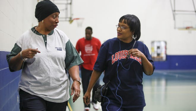 The U.S. Surgeon General says that an average of 22 minutes a day of physical activity, such as brisk walking, can reduce the risk of heart disease and diabetes.