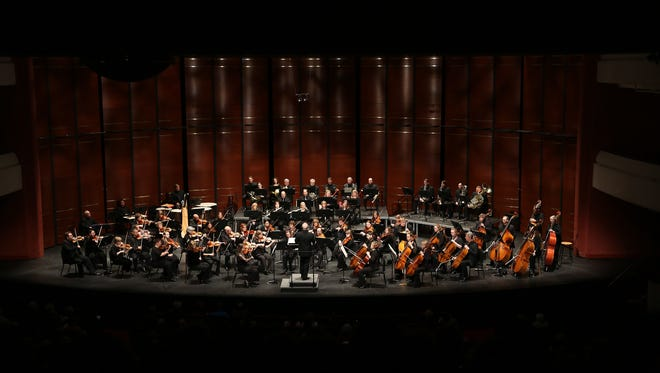 The Fox Valley Symphony Orchestra will open its new season on Oct. 3.