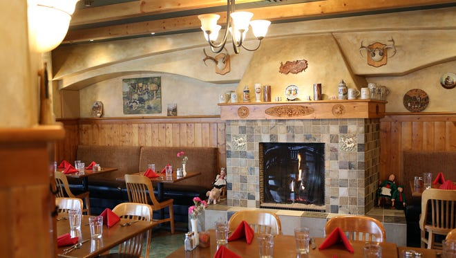 The Glockenspiel restaurant in Mt. Angel celebrates fall with a Farm-to-Table Harvest Dinner on Oct. 30.