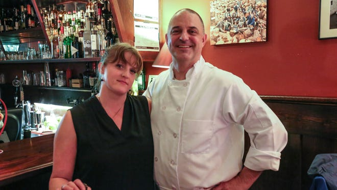 Jeff Nizlek and his wife, Naomi, own the Silver Grille in Silverton.
