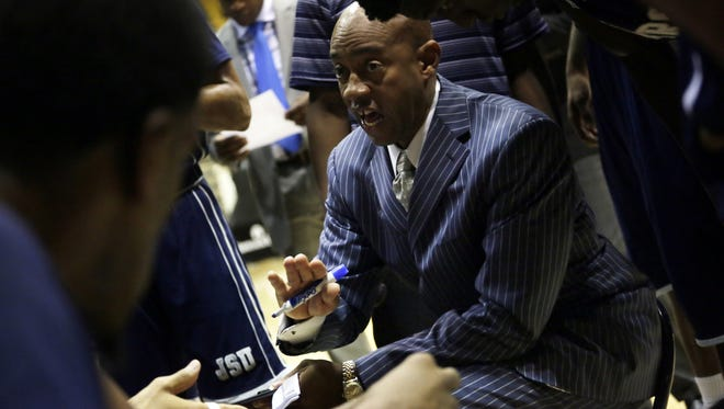 JSU coach Wayne Brent has his team at 3-1 in the SWAC, but dropped its latest game to Southern.