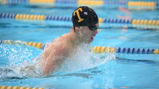 Tuscola's boys and girls teams won Thursday's Western North Carolina Athletic Conference swimming championships in Waynesville.