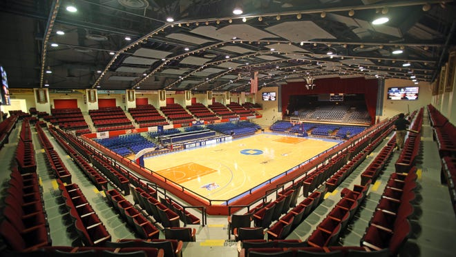 The Westchester County Center will play host to the Section 1 basketball tournament semifinals and finals Feb. 22-28, 2016.