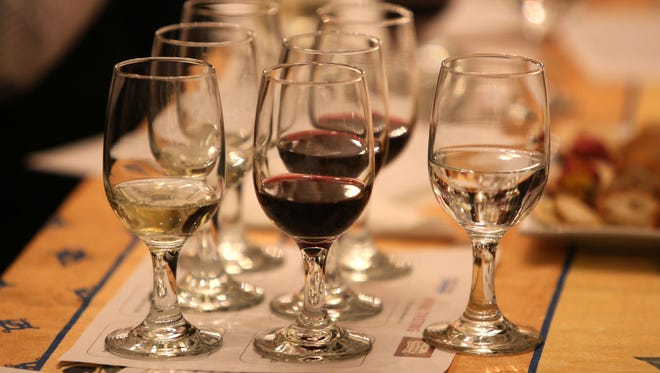 Best Wine Purveyors in Pleasantville hosts an exclusive tasting event with the lohud food team, Feb. 11, 2016.