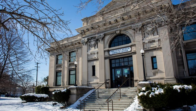 The Port Huron Museum's historic Carnegie building is in need of $387,000 in repairs.