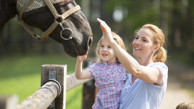 There are all kinds of family friendly activities to keep the kids busy throughout April.