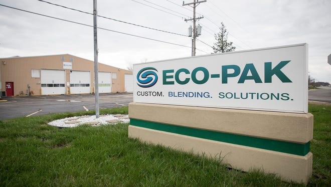 Eco-Pak, a custom blender and distributor of herbicides in Selma is facing a $127,818 fine for 20 alleged environmental violations. Eco-Pak General Manager Nick Hoffman told The Star Press the company is working with IDEM to resolve the alleged violations.