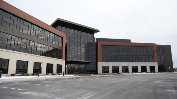 Skyward recently completed the move to its new world headquarters at 2601 Skyward Drive.