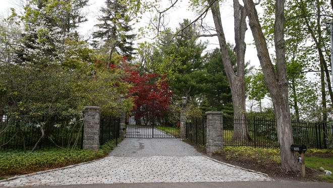 A proposed residential treatment center for teenage girls with eating disorders at 233 Pine Road in Briarcliff Manor.