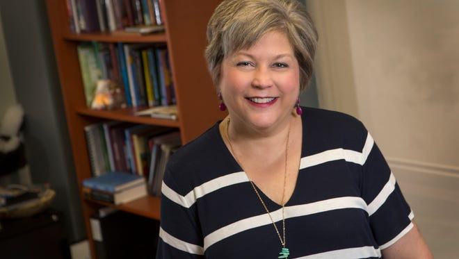 Scott credits her teaching success to her personal investment in her students.