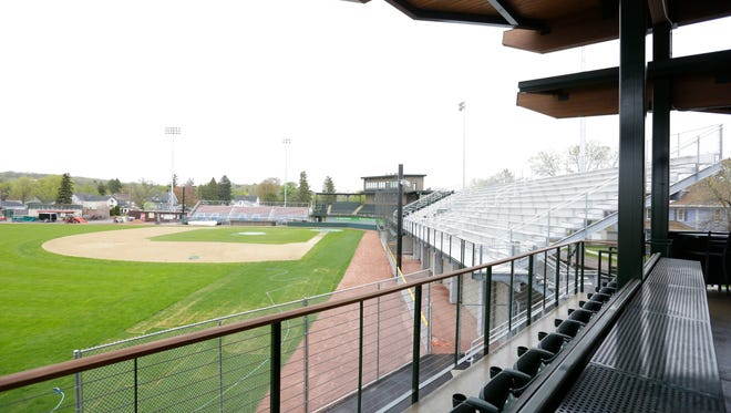 Fans can get a look at the renovations to Athletic Park at the First Look Fan Fest on Saturday.