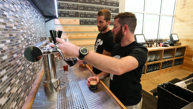 Join the Democrat news team for a beer at Proof Brewing Company.