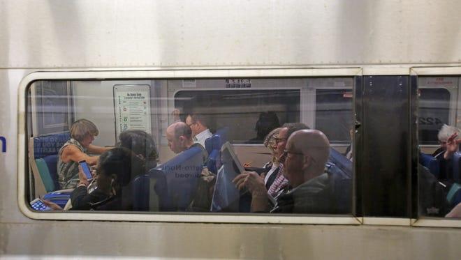Metro North passengers.