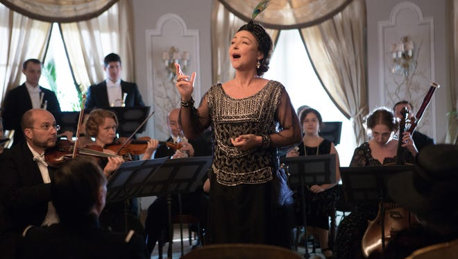 """Catherine Frot sings (poorly) in """"Marguerite."""""""