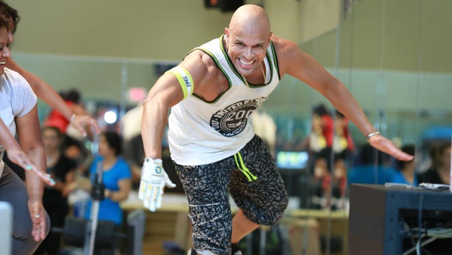 Renowned Zumba instructor Erick Santana will offer a two-hour Zumba class at the Bell Road YMCA on July 8.