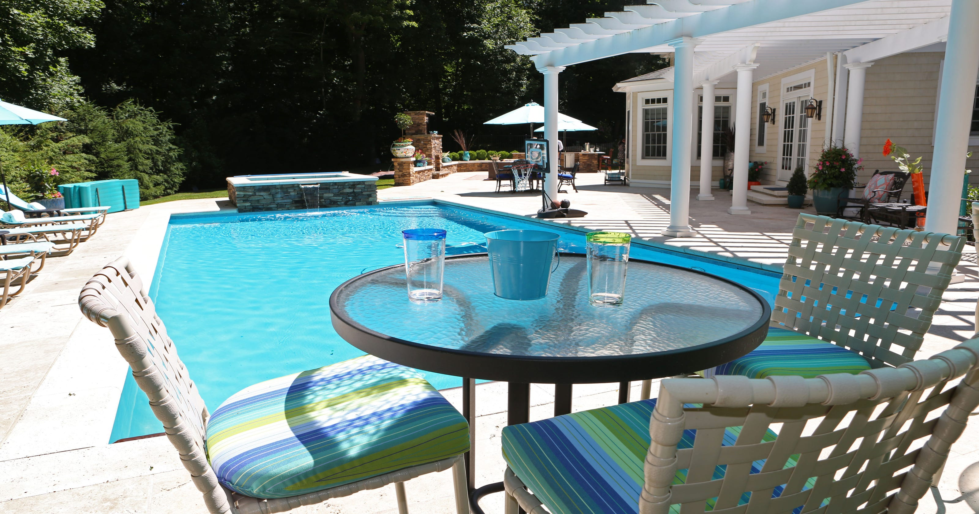 Outdoor rooms: The latest Westchester design trend