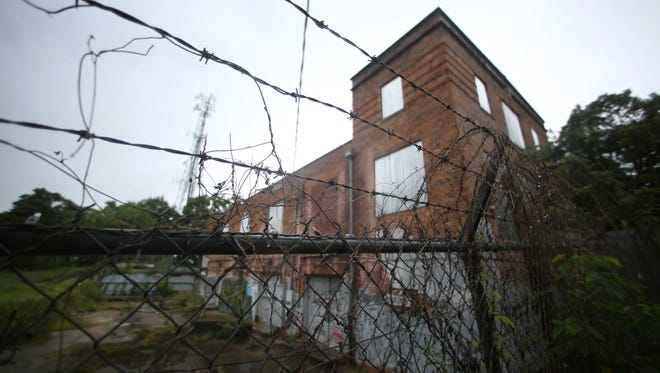 The Coca-Cola building on the corner of St. Michaels and All Saints Streets, where Dean Minardi has planned to remodel to create a gin distillery.