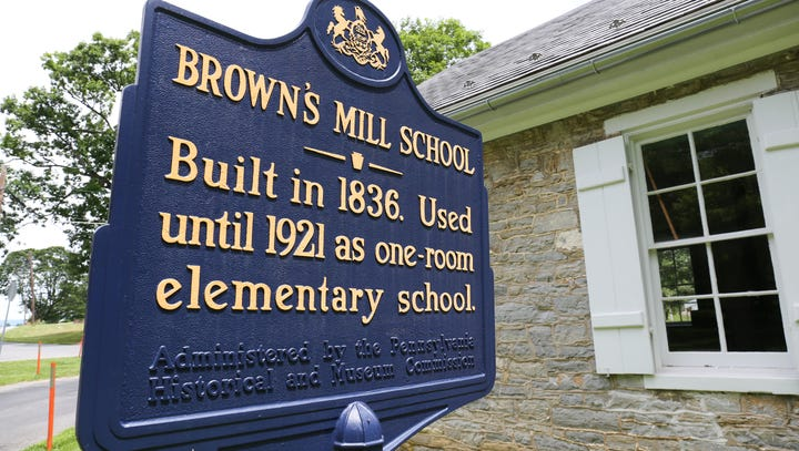 Browns Mill School: A look back in time
