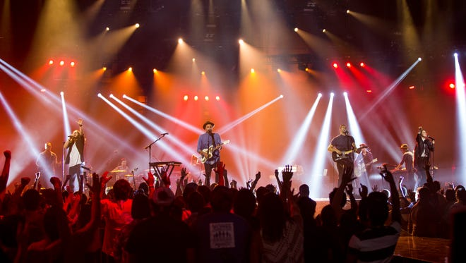 Hillsong United is featured in the documentary 'Hillsong: Let Hope Rise.'