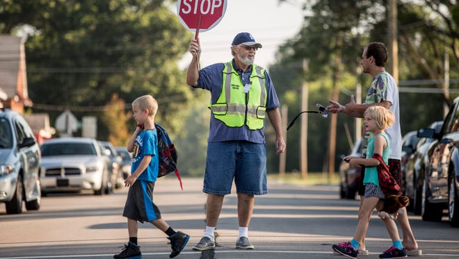 East Lansing Police said they plan to crack down on drivers who don't yield to pedestrians in a crosswalk.