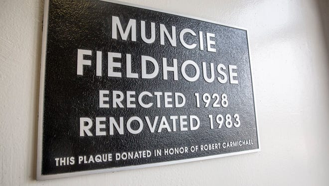 The Fieldhouse was built in 1928 with renovations to the building in 1983.