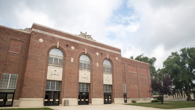 The Fieldhouse is under evaluation after and engineering report reviewed at the Tuesday board meeting recommends basic structural repairs that could cost the district between $200,000 and $300,000. Other long standing issues with the buildings aging infrastructure are also being examined for the viability and safety of the building.
