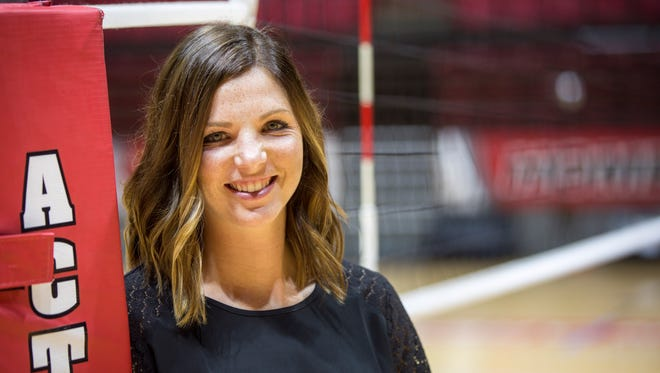 Kelli Miller, a Muncie Native and former assistant coach, takes the head coaching position for Ball State University Women's Volleyball Team.