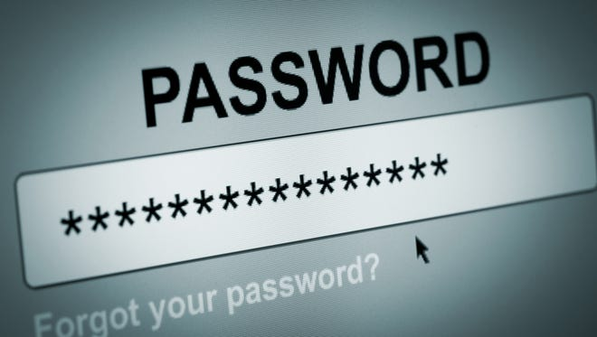 A password can be the weak link in security.