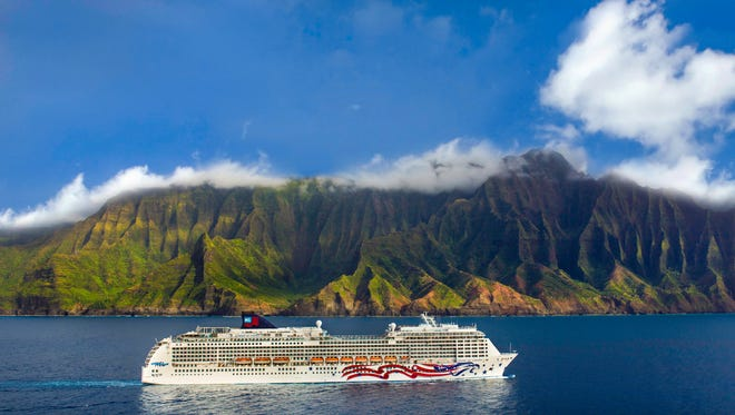 Cruising is a great option for seeing Hawaii.