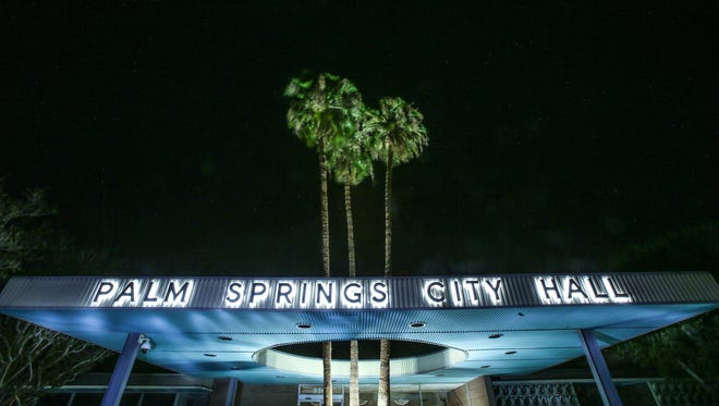 The Palm Springs City Council should adopt the well-vetted recommendation of its hardworking citizens' committee and move forward with developing a five-district plan for council elections, the Editorial Board believes.