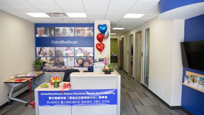UnitedHealthcare today opened its expanded health benefits store to provide enhanced customer service and health education customized for Asian Americans in Middlesex County.