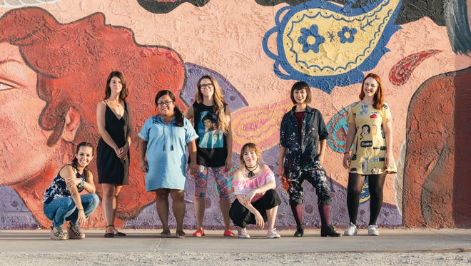 The new collective empowers women through the arts and provides a safe and inclusive space for women and people who identify as women to express and be themselves.
