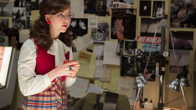 """Erin Darke of the Amazon series """"Good Girls Revolt."""""""