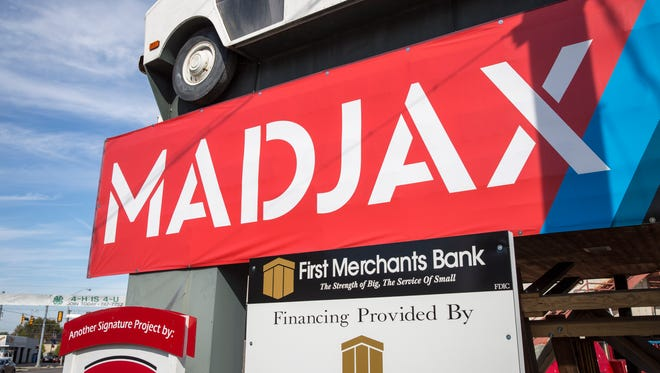 MADJAX which is still in the process of construction for new tenant spaces announced an agreement with Muncie Arts and Culture Council (MACC) to operate MACC arts programs out of the Madjax facility at the corner of Madison and Jackson streets.
