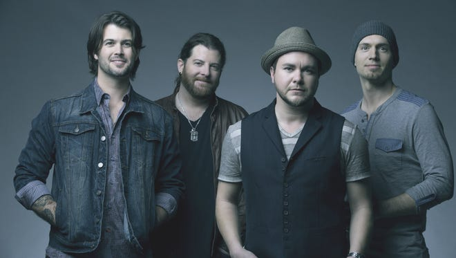 Denton-based Eli Young Band returns to Corpus Christi to headline Concrete Street Amphitheater on Thursday.