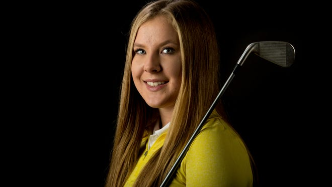 Port Huron Northern junior Megan Randolph is the Times Herald Golfer of the Year.