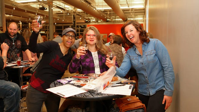 Harley-Davidson's Black Friday Beerfest has become a tradition.