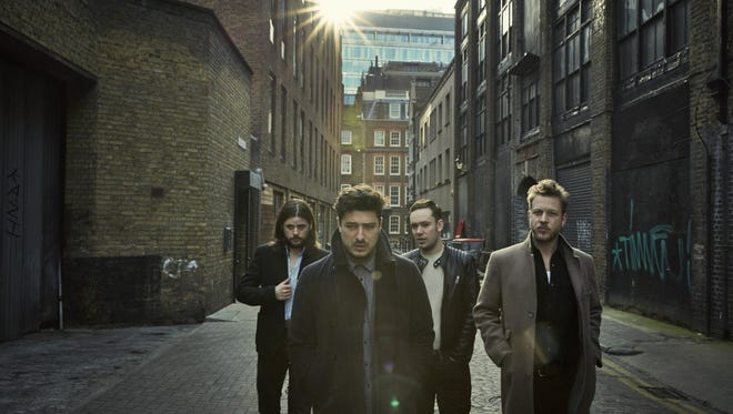 Mumford & Sons will be among the headliners for the 2017 Hangout Music Fest.