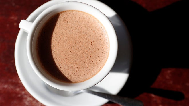 The Third Annual Hot Chocolate Festival takes place Feb. 16 at the Ashokan Center.